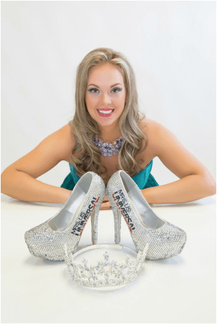 Victoria Hughes, owner of the Mrs. U.S. Universal contest