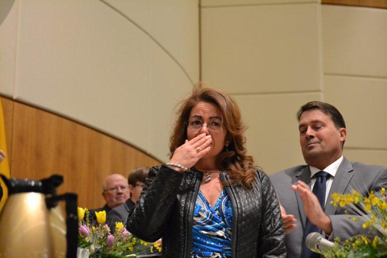 House Chief Clerk Lisa Ortiz McCutcheon