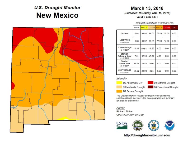 New Mexico\'s fire season roars to an early start | The NM Political ...