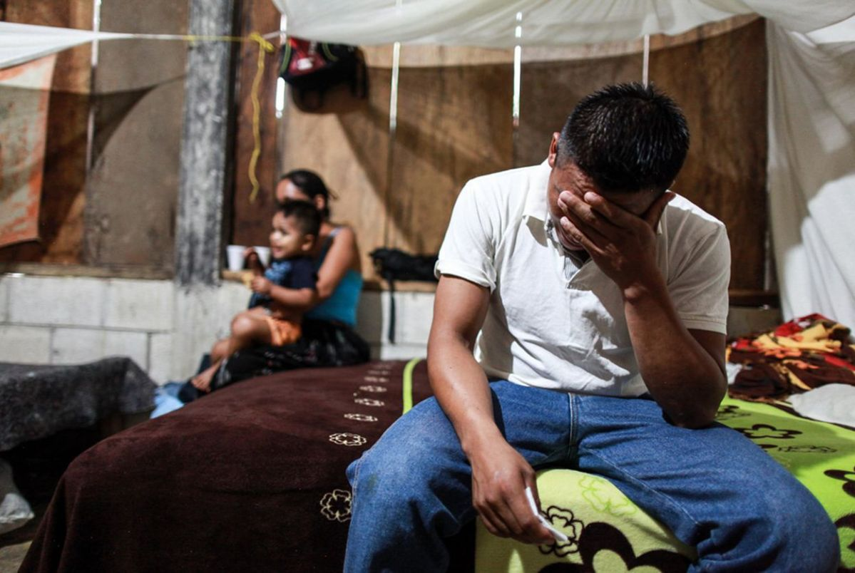 """Where is my son?"": A migrant father was deported in May. His son is still in a Texas shelter."