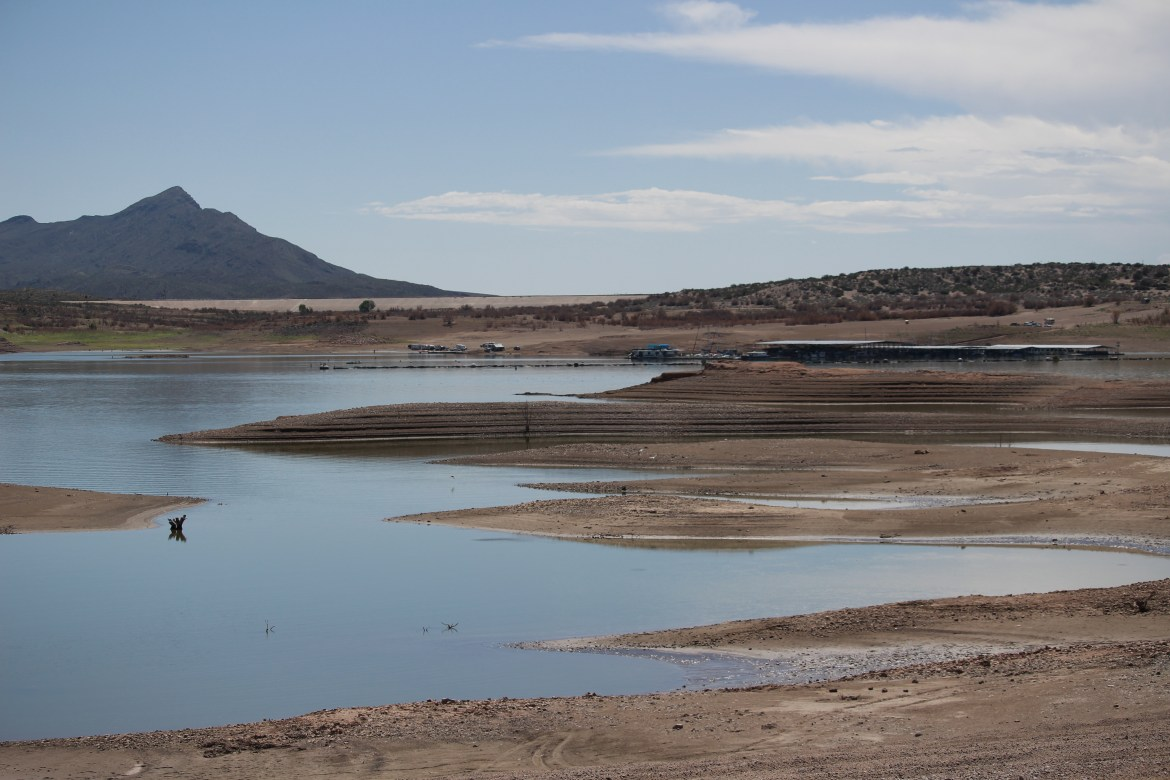 NM's reservoirs weathered this year  But what will happen