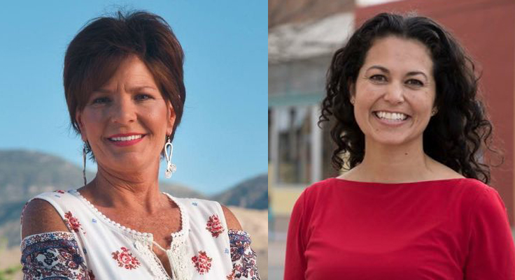 Pressure on the Campaign Trail: Battle for CD2 no sweat for Herrell and Torres Small