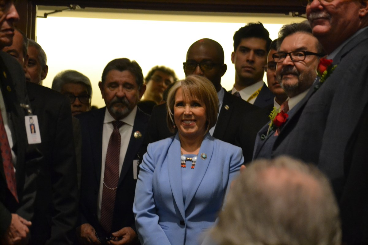 Read Lujan Grisham's State of the State Address, annotated