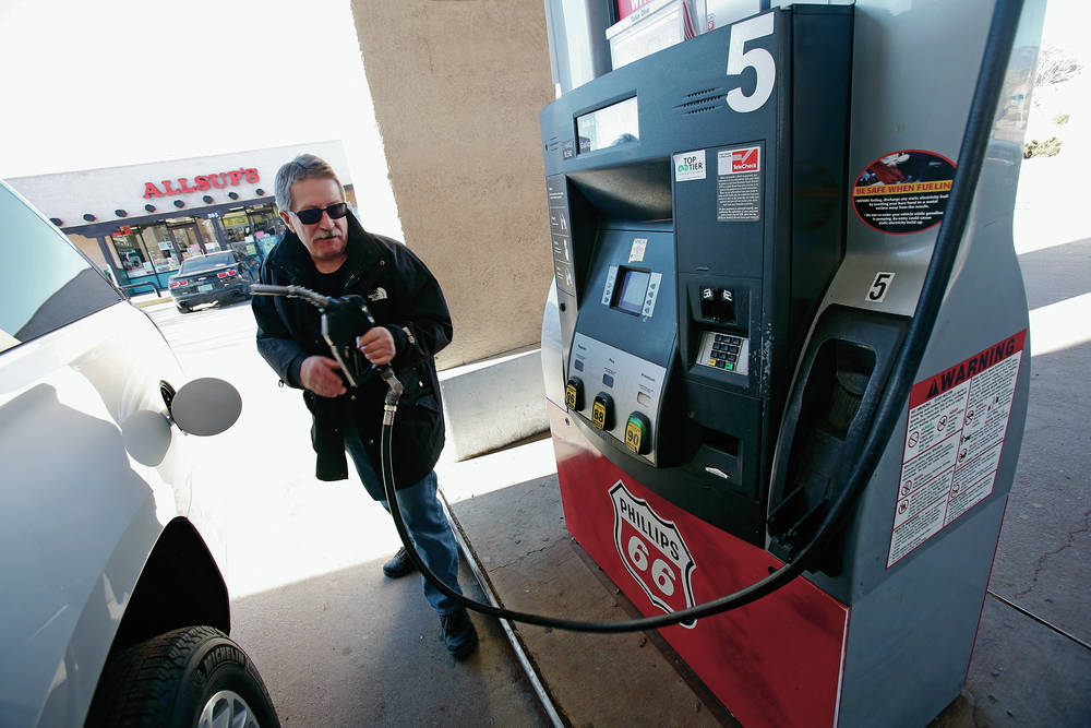 Gas tax hike backers say NM roads need funding