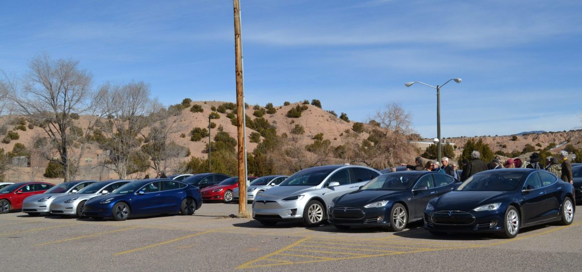 Tesla Owners Charged Up For Car Sales Legislation The Nm