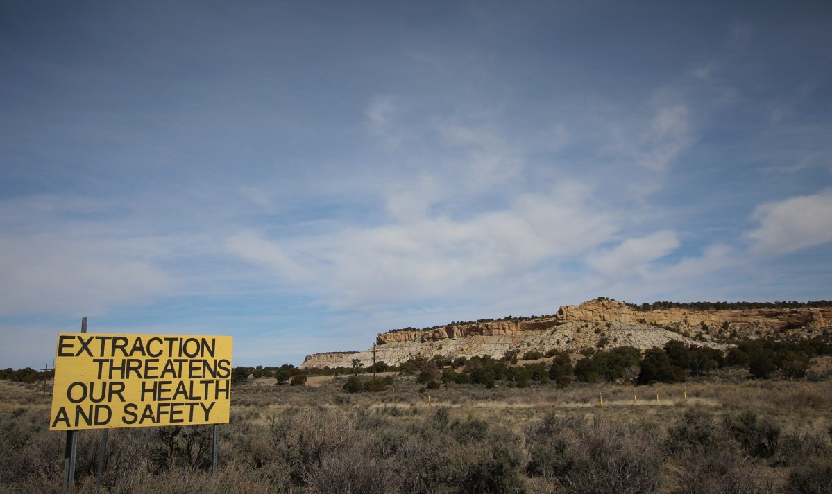 NM Environment Review: Governor vetoes Gila diversion funding + wells, wolves and WOTUS it