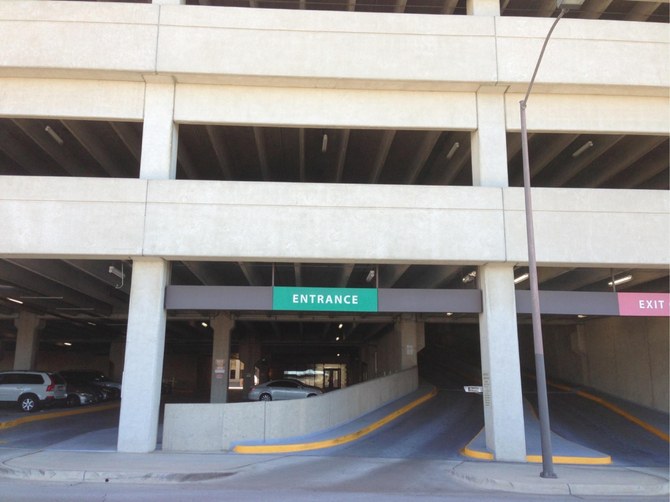 Burnett Plaza Garage  Parking in Fort Worth  ParkMe