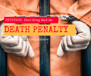 death penalty petition