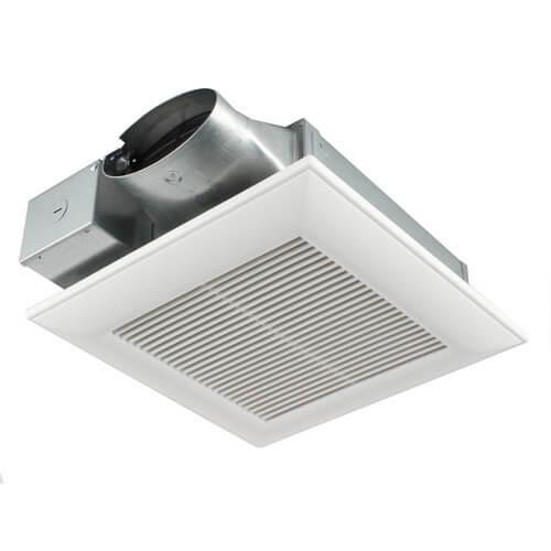 whispervalue dc 50 80 100 cfm ventilation fan