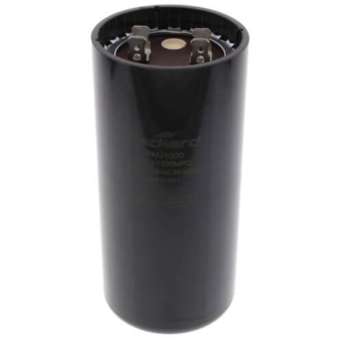 1000-1200 MFD 110-125V Packard PMJ1000 Motor Start Capacitor