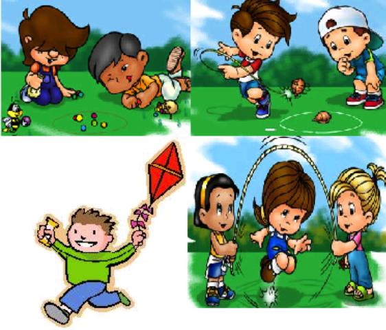 Te proponemos 6 juegos con las palmas de las manos, para jugar con los hijos. El Antes Y El Ahora La Evolucion De Los Juegos Tradicionales A Videos