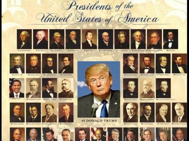 presidents of the united states timeline | Timetoast timelines