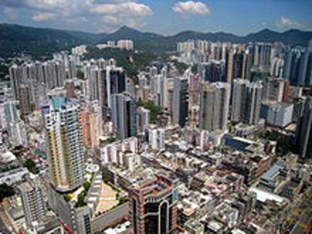 香港的土地利用 1953~2030 年的發展 timeline | Timetoast timelines