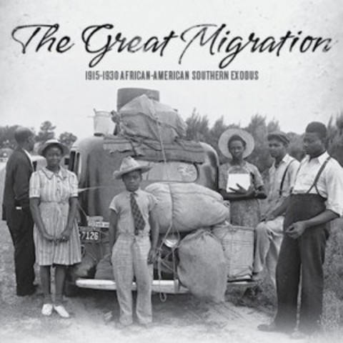 Image result for great migration