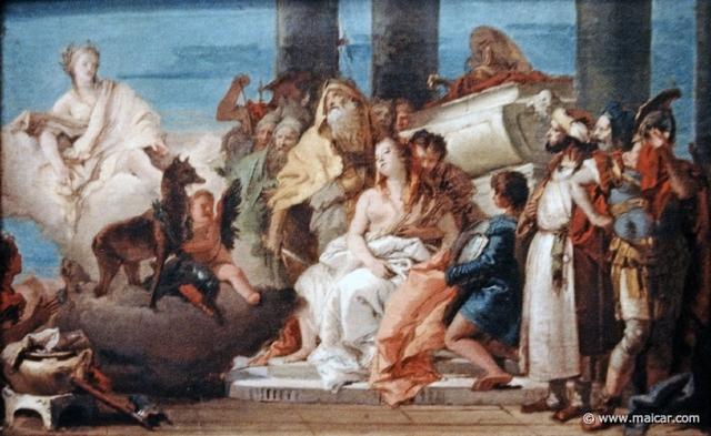 The Iliad timeline Timetoast timelines