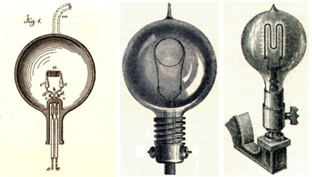 How Did Thomas Edison Invent Light Bulb
