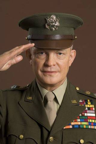 Dwight D Eisenhower 34th President 19531961 timeline
