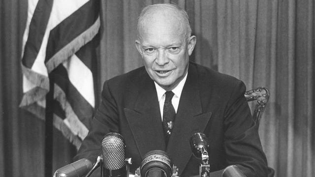 Dwight D Eisenhower timeline Timetoast timelines