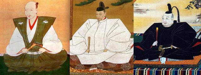 Image result for tokugawa hideyoshi nobunaga