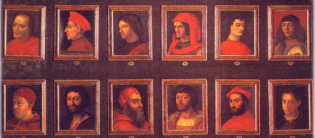 Renaissance And Reformation Timeline Timetoast Timelines