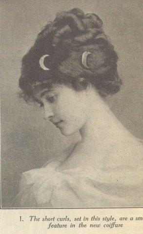 hairstyles 1900-2000 timeline