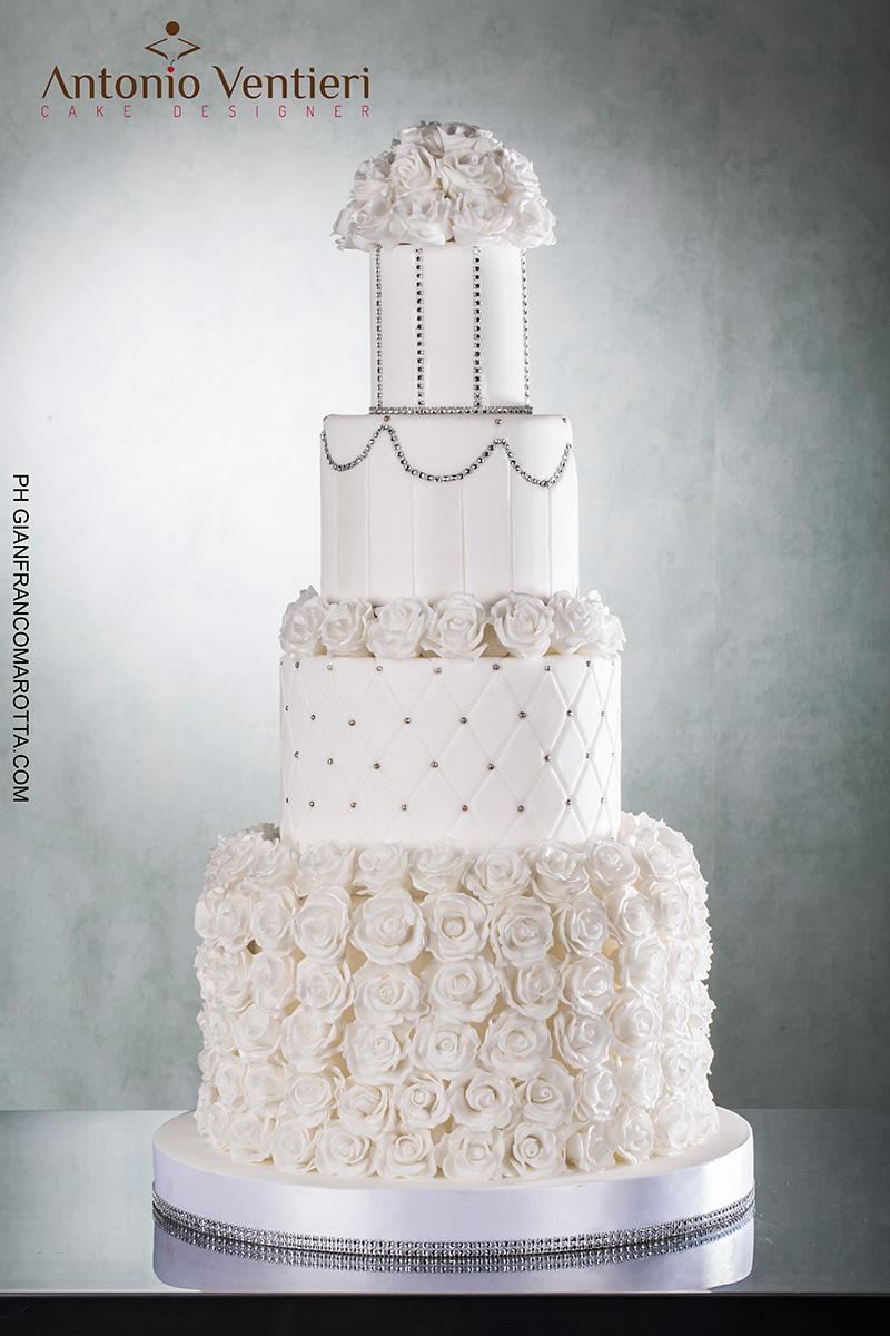 Antonio Ventieri Cake Designer Satin Ice