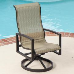 Sling Motion Patio Chairs Chair Covers Tesco 31 Brilliant That Swivel And Rock - Pixelmari.com