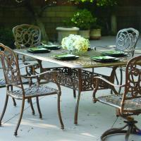 Cast Aluminum Patio Dining Sets   Patio Design Ideas