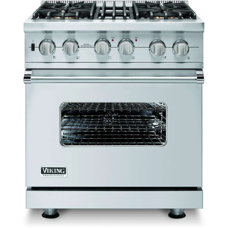 propane kitchen stove cabinet white viking cooktops gas vgsc530 4blp 30 inch