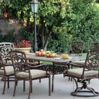 Aluminum Patio Dining Sets   Patio Design Ideas