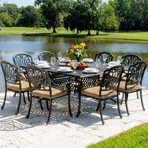 Model Patio Dining Sets