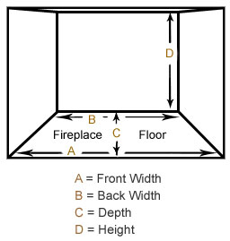 GAS FIREPLACE SCHEMATIC