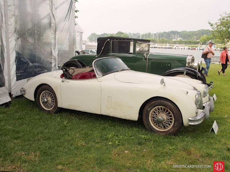 1957 Jaguar XK 150SE Roadster