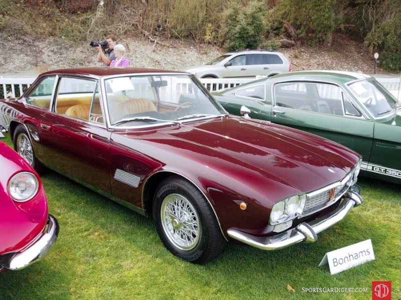 1967 Maserati Mexico 4.7 Coupe