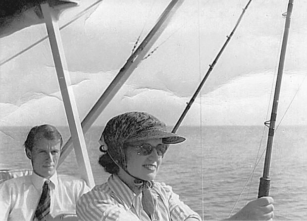 John Fitch, Rose Kennedy