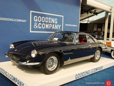 1965 Ferrari 500 Superfast Series I Coupe, Body by Pininfarina