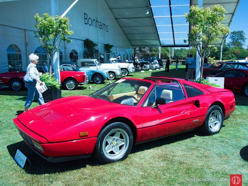 1987 Ferrari 328 GTS Spider, Body by Pininfarina-Scaglietti;