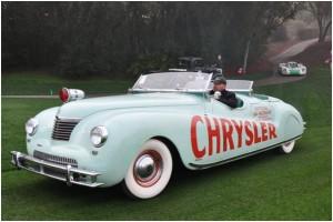 1941 Chrysler Newport Dual Cowl Phaeton