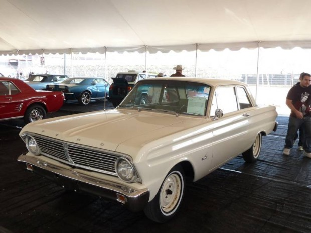 1965 Ford Falcon 2-Dr. Sedan
