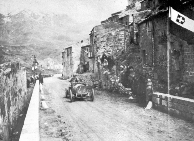 1906 Targa Florio