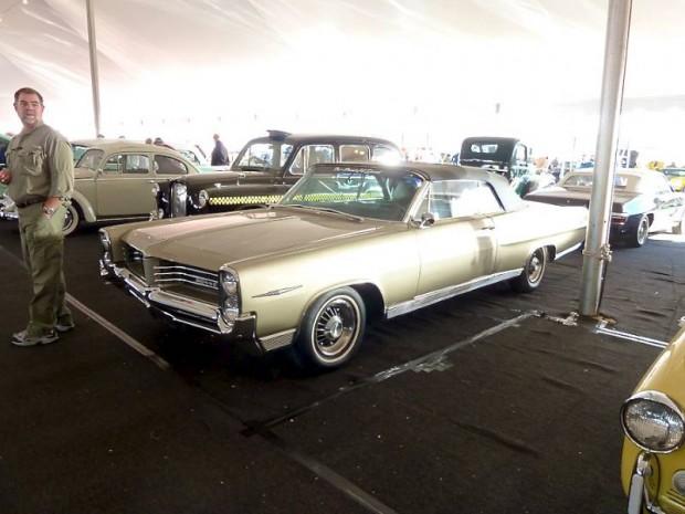 1964 Pontiac Bonneville Convertible for sale