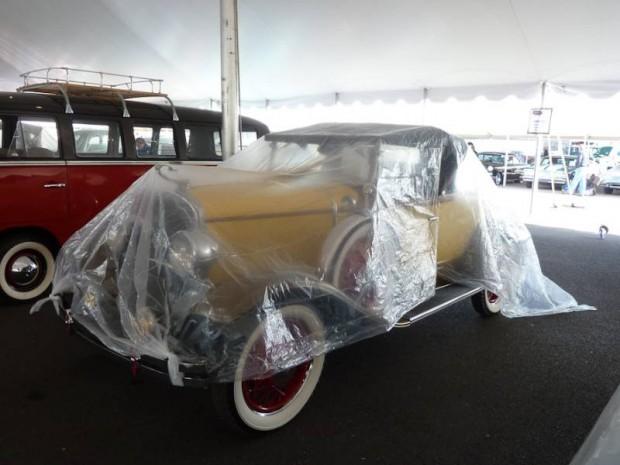 1930 DeSoto Model K Roadster