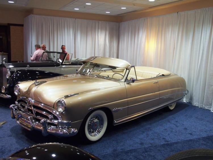 1951 Hudson Hornet Brougham