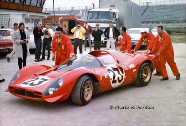 Ferrari 330 P 3 4 Daytona 1967