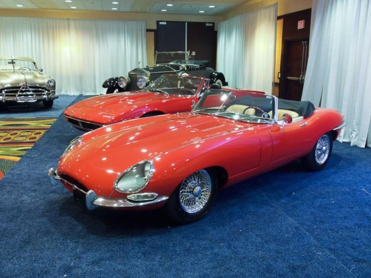 1965 Jaguar XKE SI 4.2 Roadster