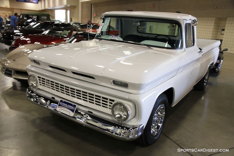 1963 Chevrolet C20 Custom Pickup
