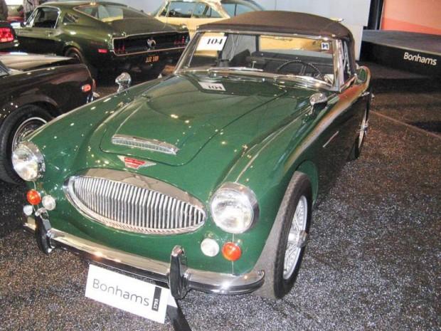 1966 Austin-Healey 3000 Mk III Phase 2 Convertible