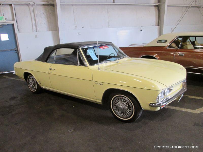 1965 Chevrolet Corvair Corsa Spyder