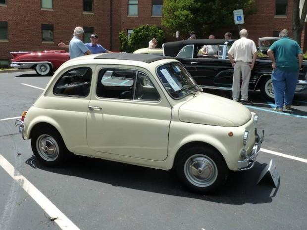 1970 Fiat 500L Cinquecento