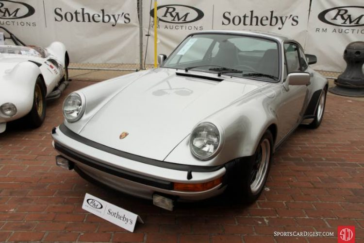 1977 Porsche 911 Carrera Turbo Coupe